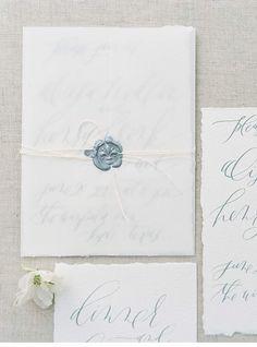 Zeitlose und elegante Hochzeitsinspirationen