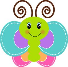 Funny Butterfly: Free Printable Images, Backgrounds and Party Printables.- Funny Butterfly: Free Printable Images, Backgrounds and Party Printables. Funny Butterfly: Free Printable Images, Backgrounds and… - Diy And Crafts, Crafts For Kids, Paper Crafts, Cute Clipart, Applique Patterns, Party Printables, Easter Printables, Baby Quilts, Painted Rocks