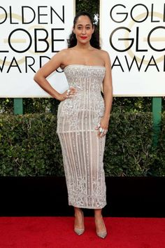 Tracee Ellis Ross attends the 74th Annual Golden Globe Awards in Los Angeles on Jan. 8, 2017. - Jim Smeal/BEI/Shutterstock/Rex USA