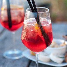 Cocktail Aperol Sprizz Rezept - Gustini