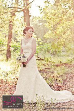 Gorgeous Bridal Shot