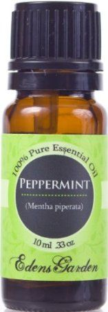 Peppermint 100% Pure Therapeutic Grade Essential Oil- 10 ml: For Women (Note: The link is safe to visit)