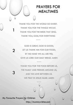 My favourite children's prayers - Mummy Wishes