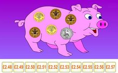 Coins - 5-10 year olds - Topmarks