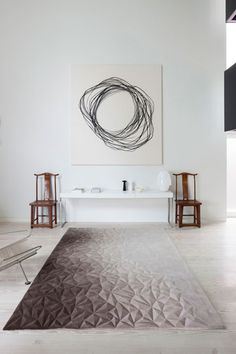 oh my, this rug! צילום: Courtesy of Top Floor