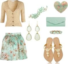 OMGness, i just died.  Everything I love in one outfit.