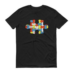 Men's Autism Awareness Product - Autism T-Shirt