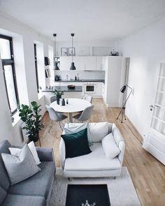 Interior inspiration | Open-plan living
