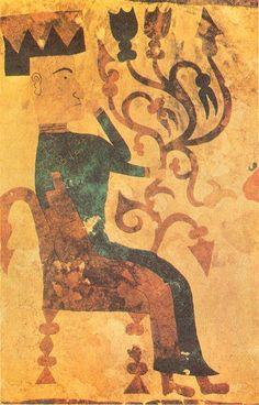 Орнамент и стиль в ДПИ - Сокровища Пазырыкских курганов. V-IV в. до н.э.