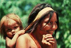 Matses tribe - Amazon