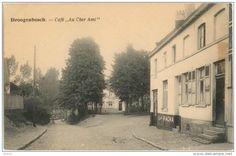 Chicorée Pacha (Drogenbos -Belgique) Café Au Cher Ami oude postkaart carte postale ancienne non voyagé Droogenbosch 53BD6 - Delcampe.net