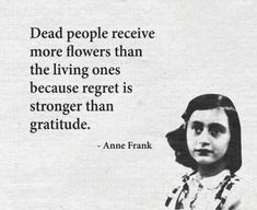 Deep words..
