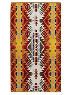 Pendleton Journey West Spa Towel - Liz Ann's Interior Design Boutique.  Click here to purchase http://lizann.myshopify.com/collections/bath-1/products/pendleton-journey-west-spa-towel
