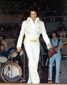 The Great Elvis, King of rock and roll