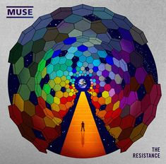 """Muse """"The Resistance"""". big fan"""
