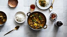 Sri Lankan goat curry