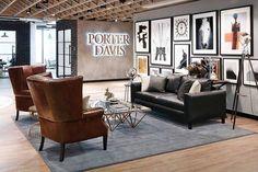 Diseños de oficinas que son ideales para los creativos.