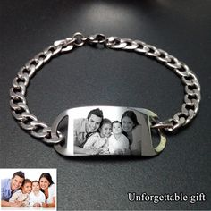 http://gemdivine.com/personalized-photo-words-engraved-stainless-steel-tag-bracelet-custom-name-bracelet-gift-for-lovers-family-girls-friend/
