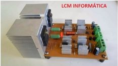 LCM1 Layout, Audio Amplifier, Box Design, Usb Flash Drive, Projects, 31st January, Construction, Computers, Tech