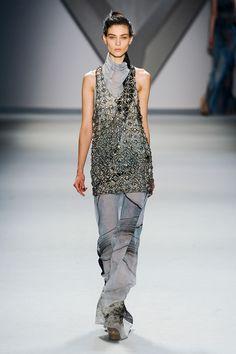 Vera Wang  Fall 2012 RTW  NY