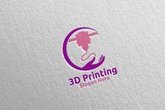 3d Printing Companies, Diy Printing, Photos For Sale, Stock Photos, 3d Logo, Photoshop Photos, Photo Tips, Logo Design, Slogan