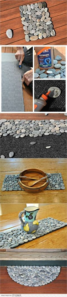 Now I know what to do with all those rocks from Michigan, love it!