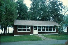 Arts & Craft Building 1987 - Easter Seals Camp Merrywood