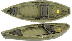 NuCanoe Frontier Fishing Kayak I will be getting one of these Fishing Kayak Reviews, Fishing 101, Sea Fishing, Kayak Fishing, Fishing Boats, Kayak Boats, Canoe And Kayak, Ocean Kayak, Kayaks