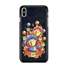 Gemini Zodiac iPhone X Case – Miloscase Gemini Zodiac, Plastic Material, How To Know, Perfect Fit, How To Apply, Phone Cases, Iphone, Leather, Phone Case