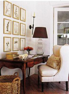 Bedroom Corner Work Space  www.4cyourdreams.com