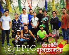Dashain Greetings ! Wishing all our friends family members beloved clients & partners a joy & happiness during this festive Season Happy Dashain to all. - Epic Mountain Bike Family ---- सथ  भई परय गरहक सझदर तथ  आफनतजनम वजय दशक हरदक मगलमय शभकमन  - इपक मउनटन बइक परवर ----- #commencalbicycles #ktmbicycles #kaliprotectives #alpinestarsprotects #evocsports #maxxistires #lezyne #mucoff #funnmtb #allmountainstyle #a2zdisc #sram #sigmasports #jagwire #totobobo exclusively available at…
