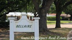 Bellaire Subdivision Neighborhood - Bossier City, LA