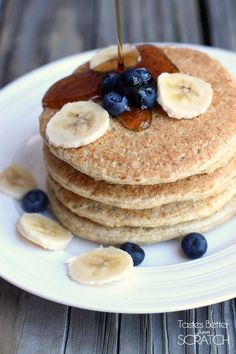 10 Healthy Pancake Recipes You'll Drool Over — Bloglovin'—the Edit