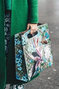 Take a break from your busy day to gaze at some gorgeous street style photos.