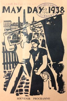 'May Day, published by United May Day committee. International Workers Day, May Days, May 1, Art Inspo, Revolution, History, Tanks, Posters, Beauty
