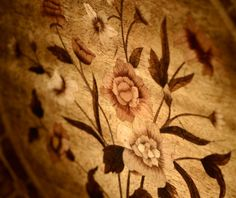 What is marquetry? h