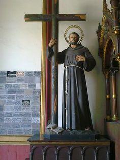Não há como ser católico e não venerar e amar São Francisco de Assis!