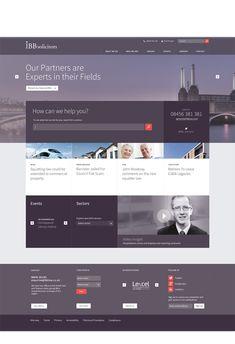 IBB Solicitors on Web Design Served