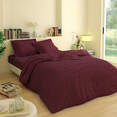 Jednofarebná posteľná bielizeň, bavlna zn. Colombine