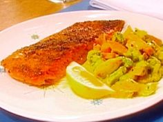 Get Broiled Salmon with AB's Spice Pomade Recipe from Cooking Channel