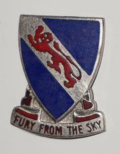 """De 508ste Infanterie Regiment ( """"Rode Duivels"""" of """"Fury van de Hemel""""), voorheen het 508ste Parachute Infantry Regiment (508 PIR), is een in de lucht infanterie regiment van het Leger van Verenigde Staten"""