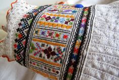 Opoczno - Polish folk embroidery