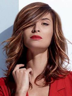 New 2014 hair colour trends