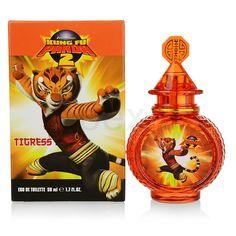 Kung Fu Panda 2 Tigress Eau de Toilette para crianças