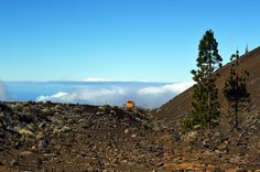 Pico del Teide – życie ponad chmurami