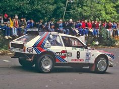 Mechanical Art, Martini Racing, Lancia Delta, Rally Car, Car And Driver, Toyota Celica, Amazing Cars, Courses, Cars And Motorcycles