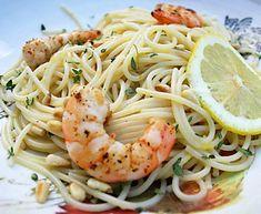 Lemon Pasta With Grilled Shrimp | Tasty Kitchen: A Happy Recipe Community!