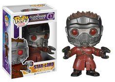 Pop! Marvel: Guardians of the Galaxy - Star Lord | Funko