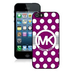 2017 new Michael Kors Logo Dotted Purple iPhone 5 Cases on sale online, save up to 90% off on the lookout for limited offer, no taxes and free shipping.#handbags #design #totebag #fashionbag #shoppingbag #womenbag #womensfashion #luxurydesign #luxurybag #michaelkors #handbagsale #michaelkorshandbags #totebag #shoppingbag