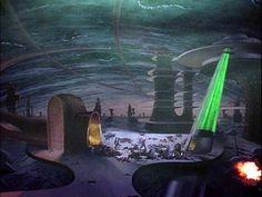 Planet Metaluna - This Island Earth